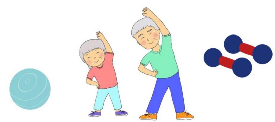 7月26日(金)運動教室を行います