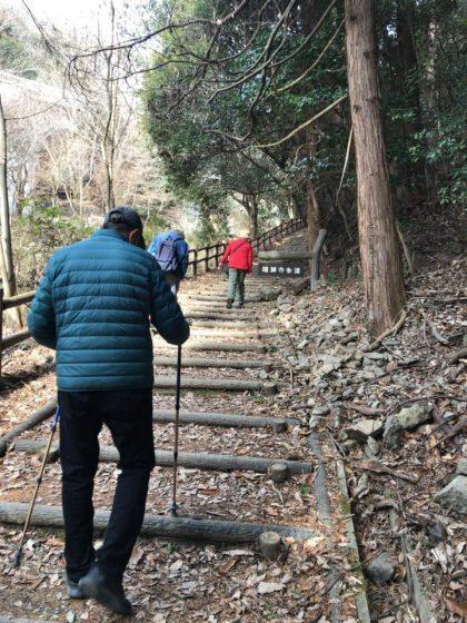 増位山ウォーキング 3月のご案内